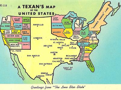 Texansmap